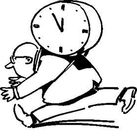 時間の有効活用